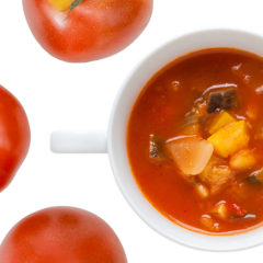 まるごと塩尻野菜のミネストローネ(内容量:200g × 1パック)