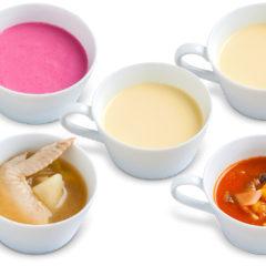 シェフが恋した塩尻野菜のスープ【夏】